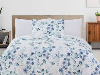 2 King size Quilts with sham