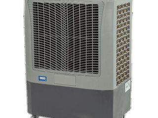 Hessaire MC37M 3 100 CFM 3 Speed Portable Evaporative Cooler   950 Sq  Ft    10 3 Gallons APPEARS USED  NOT FUllY INSPECTED OUTSIDE BOX