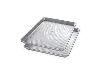Usa Pan Bakeware 1300st Half Sheet Pan  Aluminized Steel ONlY 1 PAN