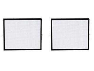 Nispira Premium HEPA Replacement Filter Compatible with Alen BreatheSmart Classic Air Purifier  Compared to Part BF35 HEPA Pure Filter  2 Filters   Not Inspected