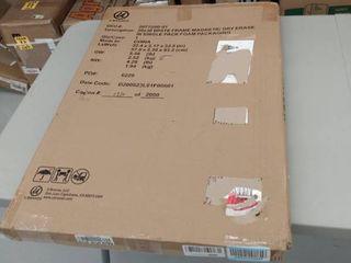 20 x 30 White Frame Magnetic Dry Erase