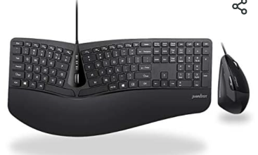 Perixx Periduo 505 Wired Usb Ergonomic Split Keyboard And Ver 13504 Fromjapan   Not Inspected