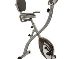 Sunny Health Fitness Upright Recumbent Exercise Bike w  Pulse Monitor   SF B2721