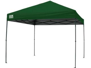 Quik Shade Weekender Elite 10 x10  Straight leg Instant Canopy  100 Sq  ft  coverage