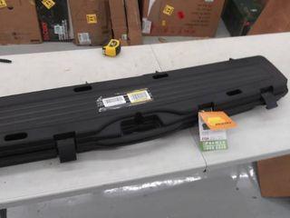 plano rifle case  CRACKED