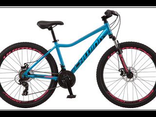 Schwinn High Timber Alx Y adult Mountain Bike  Aluminum Frame 26  21 speed  Blue