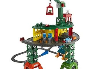 Thomas   Friends Fisher Price Super Station