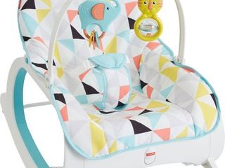 Fisher Price Infant to Toddler Rocker   Windmill