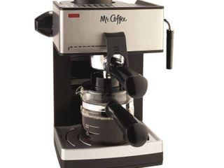 Mr  Coffee Steam Espresso   Cappuccino Maker   ECM160 NP