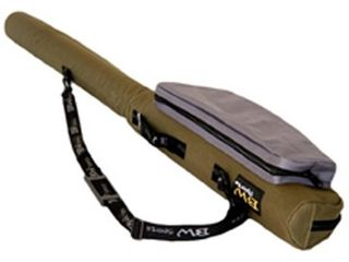 BW Sports Spinning Rod and Reel Case For 10 5 Ft  2 Piece Spinning Rods   RC 5105