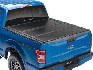 Gator EFX Hard Tri Fold Truck Bed Tonneau Cover   GC24019   Fits 2015 2020 Ford F 150 5 5  Bed  65
