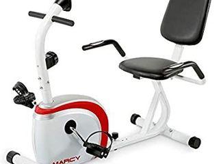 Marcy Magnetic Recumbent Bike