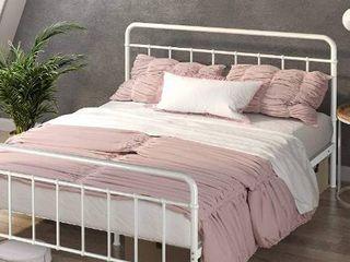 Zinus Florence Metal Platform Bed Frame Mattress Foundation Twin
