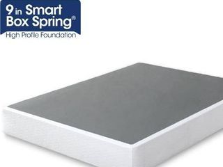 Spa Sensations by Zinus 9  Easy Assembly Smart Box Spring  King
