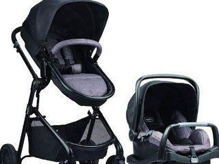 Pivot Modular Travel System with Safemax Rear Facing Infant Car Seat