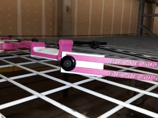 Genesis Mini Archery Compound Bow  Pink