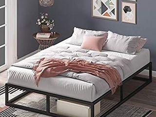 Zinus Joseph 10 Inch Metal Platforma Bed Frame   Mattress Foundation