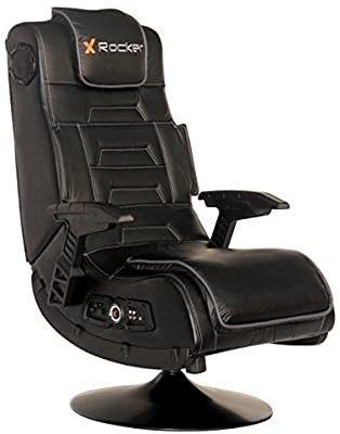 XRocker Gaming Chair  Black