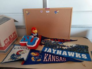 Assorted KU Items