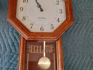 Seth Thomas Regulator Clock