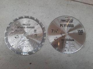 2  7 1 4 Inch Circular Saw Blades