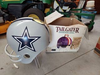 Dallas Cowboys Tailgater Grill