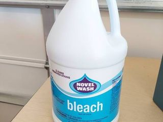 Gallon of Bleach