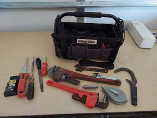 Toolbag with Contents