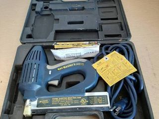 Arrow Electric Brad Nail Gun