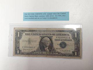 Series 1957B Silver Certificate