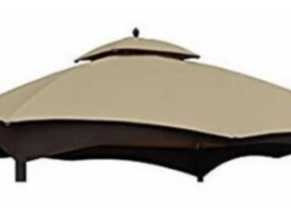 Garden Winds Gazebo Frame Replacement Canopy