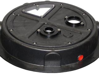 Universal Sump and Sewage Basin Cover
