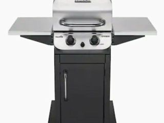 Two Burner Propane Gas Grill