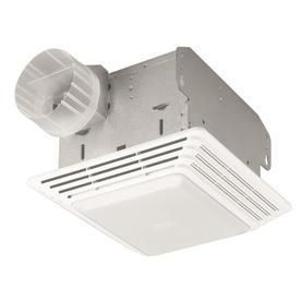 Exhaust Fan With light  50 Cfm