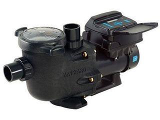 Hayward W3SP3202VSP Pool Pump  1 85 HP  Black   Retail   132 64