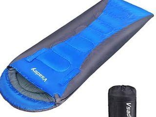 VSADEY Camping Sleeping Bag for Adults Kids