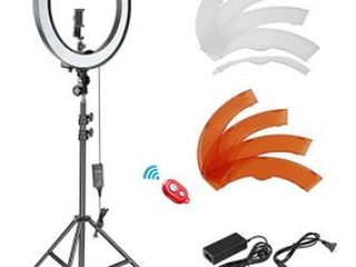 Neewer 18 inch SMD lED Ring light Dimmable lighting Kit with 78 7 inch light Stand Retail  79 99