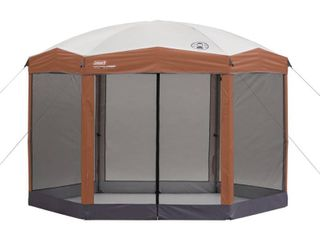 Coleman Screened Canopy Sun Shade 12x10 Tent with Instant Setup Retail  279 99