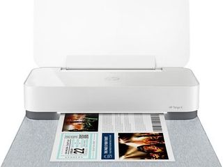 HP Tango X Smart Wireless Printer with Indigo linen cover  Mobile Remote Print  Scan  Copy  HP Instant Ink  Works with Alexa  3DP64A  Retail  389 99
