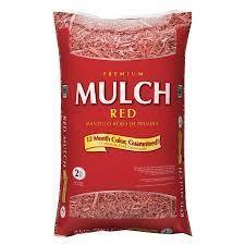 premium mulch red 2 cu ft bag