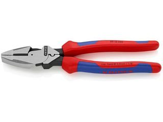 KNIPEX 09 12 240 SBA High leverage lineman New England with Tape Puller and Crimper