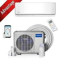 mrcool heat pump air conditioner mrcool l advantage serie 18k