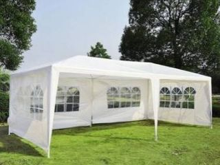 10x20 30 ft Upgrade Spiral Interface Wedding Party Canopy Tent Retail 107 00