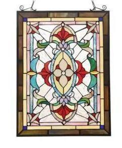 Gracewood Hollow Yengo 222 piece Victorian Window Panel Suncatcher Retail 134 49