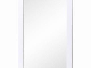 Elegant lighting Wall Mirror  22 in  x 32 in  Retail 142 19