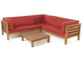 Oana outdoor sofa with one arm