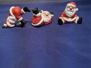 tumbling Santa s