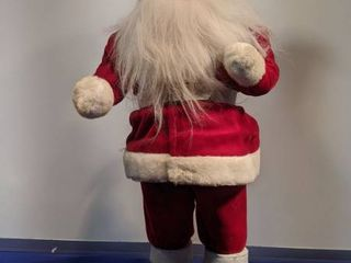 22 in felt Santa Claus