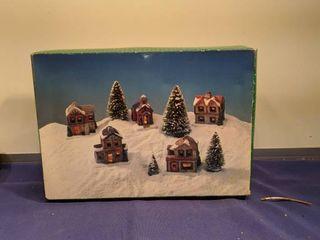 village set in box