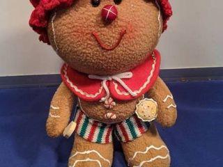Mrs gingerbread